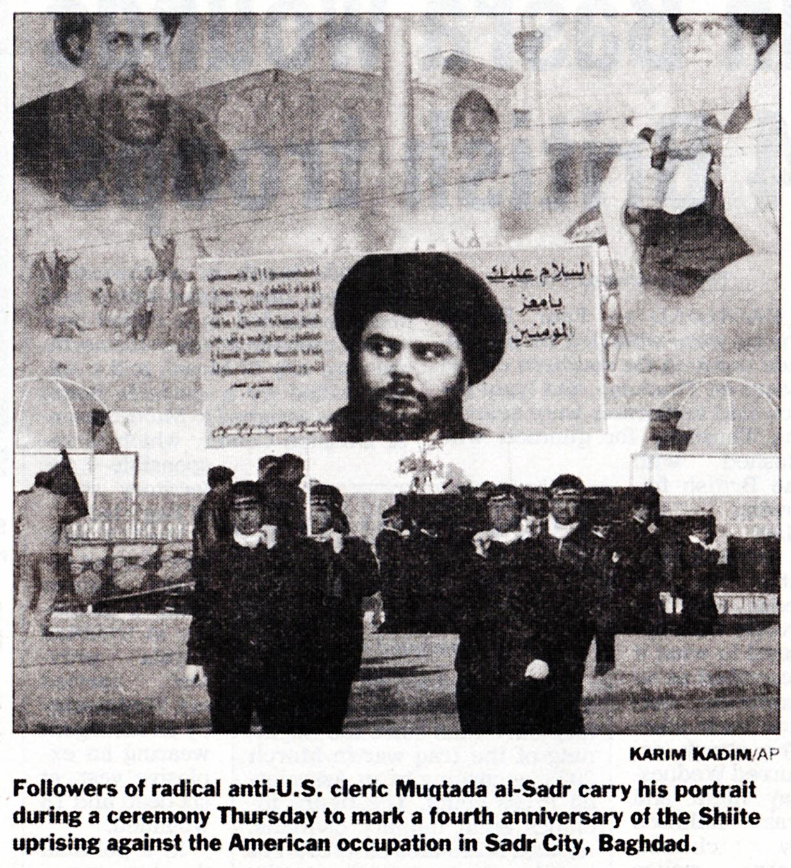 Muqtada al-Sadr - Chapter 17 of Balloon Wars by Rob ...